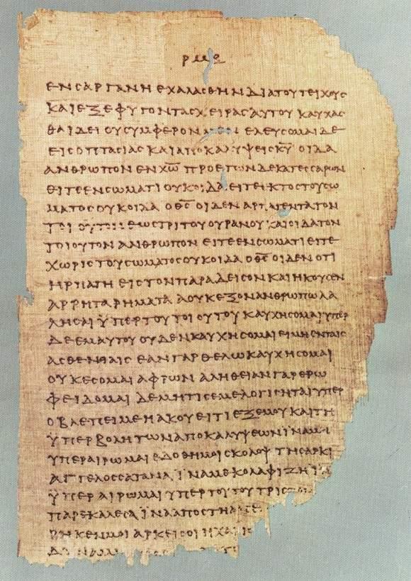 papirus kolosan