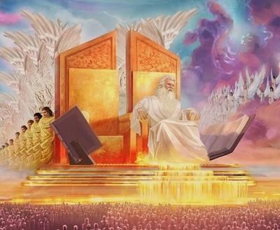 tron boży
